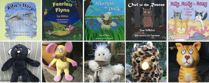 Sue Wilkins Children's Author