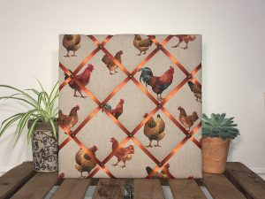 Chickens Noticeboard