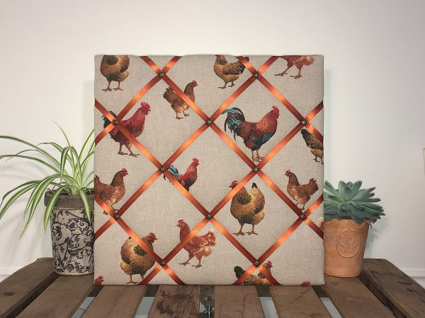 Chickens Noticeboard