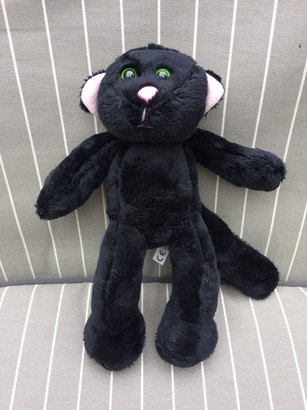 "Alfie soft toy to accompany ""Alfie's Story"""