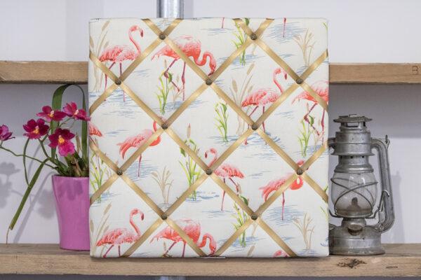 Flamingo Noticeboard