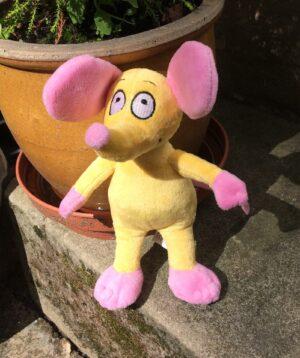 Fearless Flynn soft toy